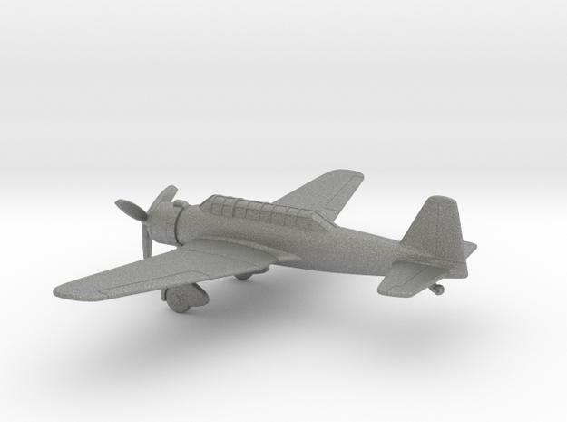 Mitsubishi Ki-30 Ann in Gray PA12: 1:160 - N