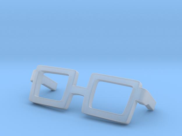 Glasses for Velma V4 and V5 in Smooth Fine Detail Plastic