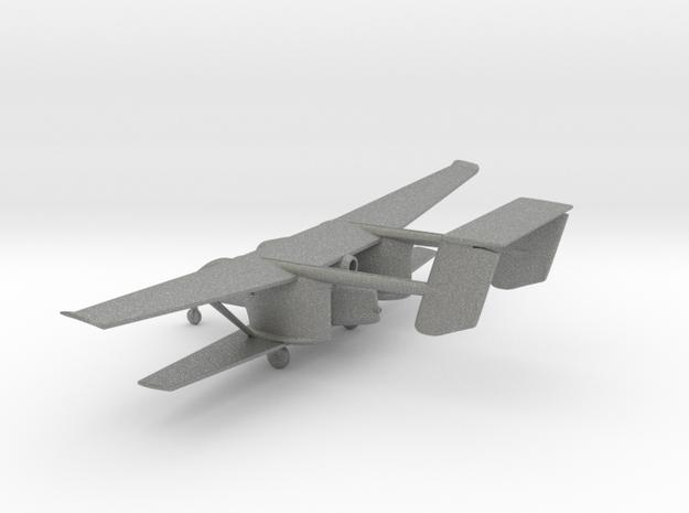 PZL M-15 Belphegor in Gray PA12: 1:160 - N