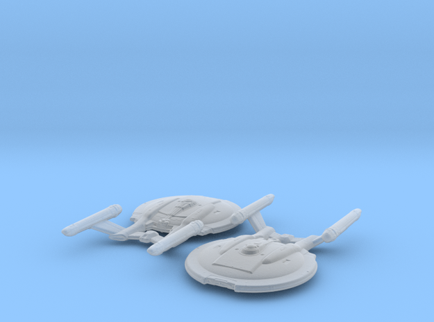 NX Class 1/4800 x2 in Smooth Fine Detail Plastic
