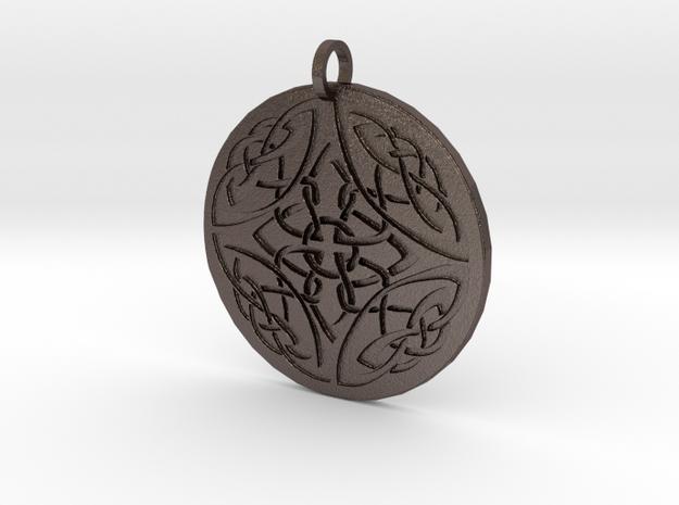 Celtic Knots Ornament Amulet 3d printed