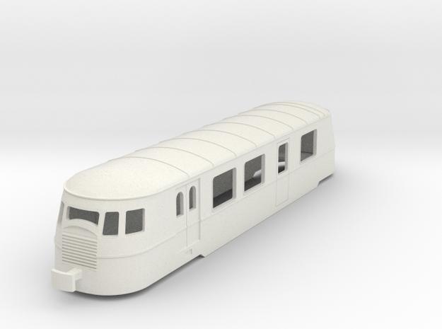 bl64-a80d1-railcar-correze in White Natural Versatile Plastic