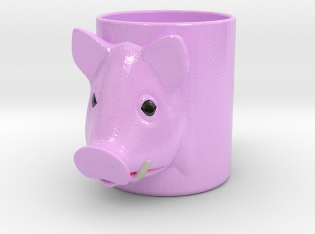 Pork Cofee Cup