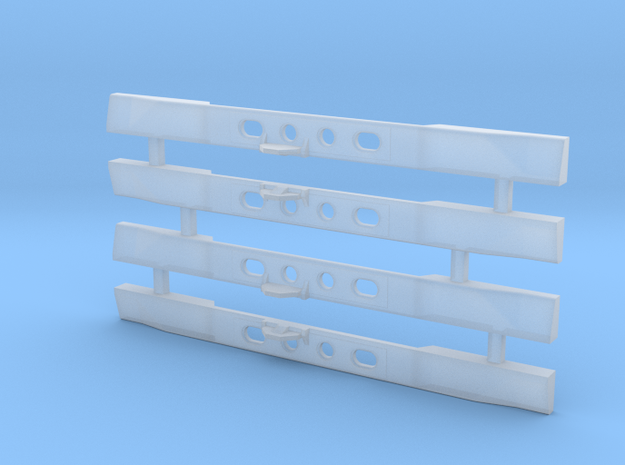 PLH21A Sill Part (Style B) in Smooth Fine Detail Plastic