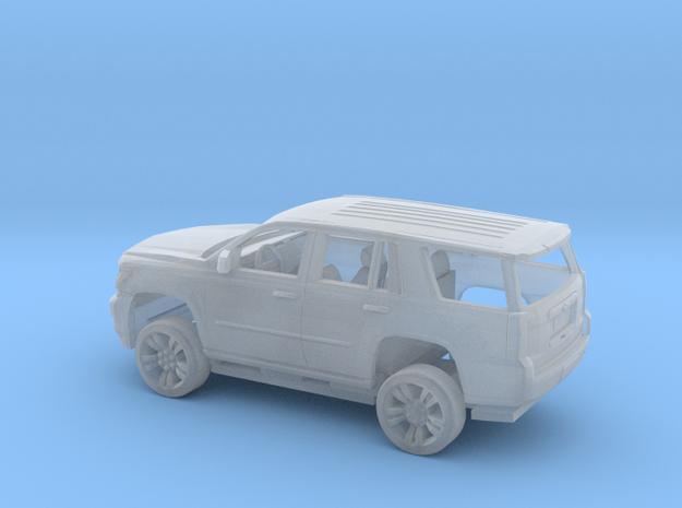1/64 2015 Chevrolet Tahoe Kit in Smooth Fine Detail Plastic