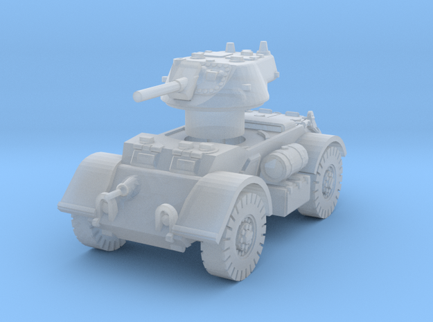 T17E1 Staghound Mk I 1/220 in Smooth Fine Detail Plastic