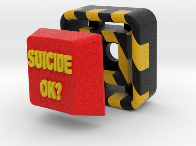 Full Color Key for Last Resort 3d printed