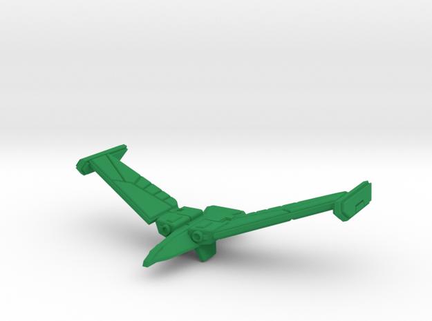 Kestrel in Green Processed Versatile Plastic