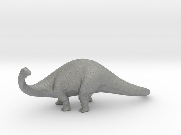 Apatosaurus in Gray PA12