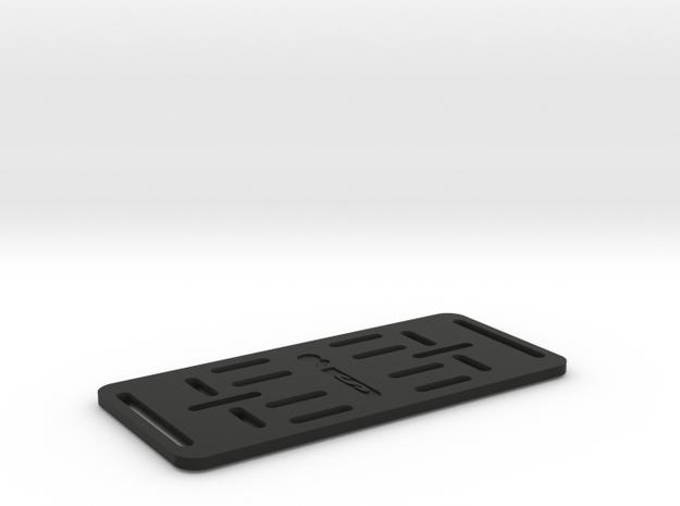 Jones Truss Fork Lash Pad in Black Natural Versatile Plastic