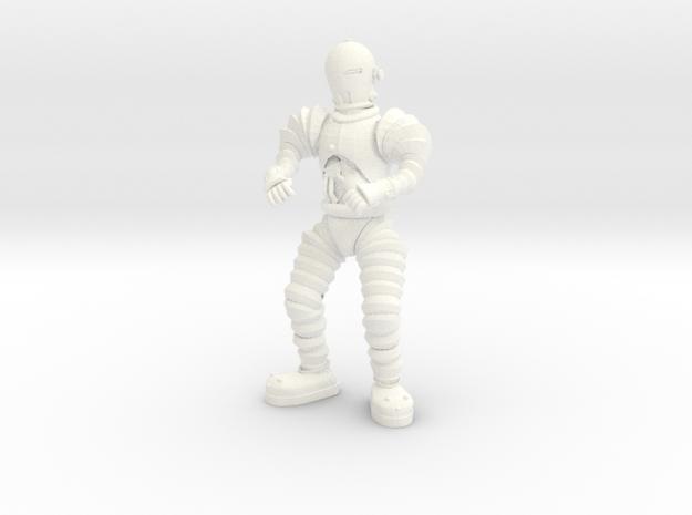 klank squat in White Processed Versatile Plastic
