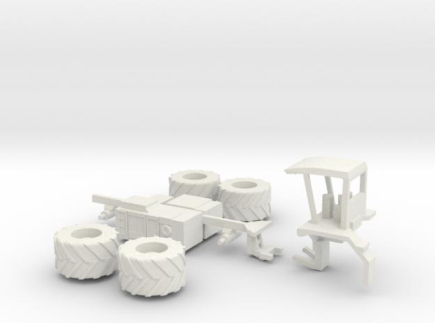 1:160/N-Scale Vredo VT3926 in White Strong & Flexible
