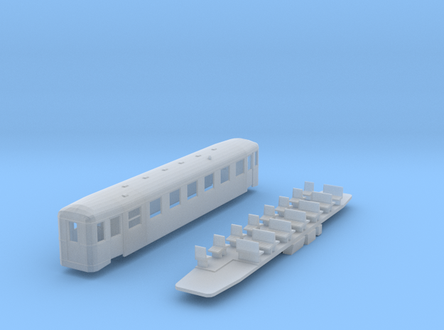 1Aw H0e in Smooth Fine Detail Plastic