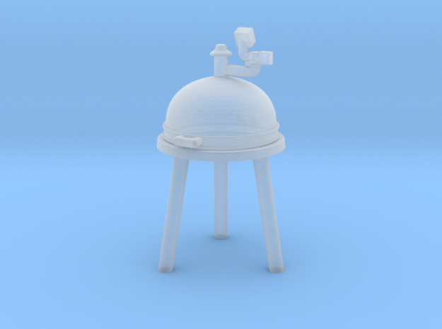 Lost in Space - Weather Station in Smooth Fine Detail Plastic