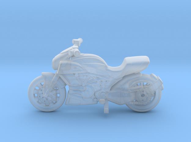 Ducati Diavel  2014 1:160 N in Smooth Fine Detail Plastic