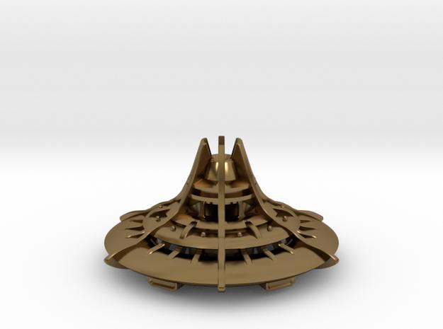 Orbital Hotel 3d printed