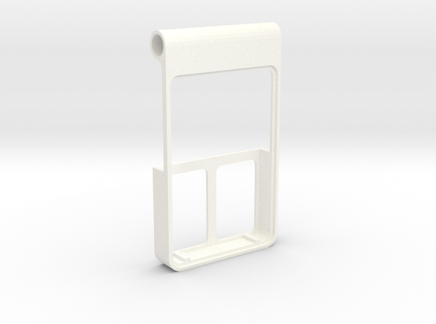 Apple Store Badge in White Strong & Flexible Polished