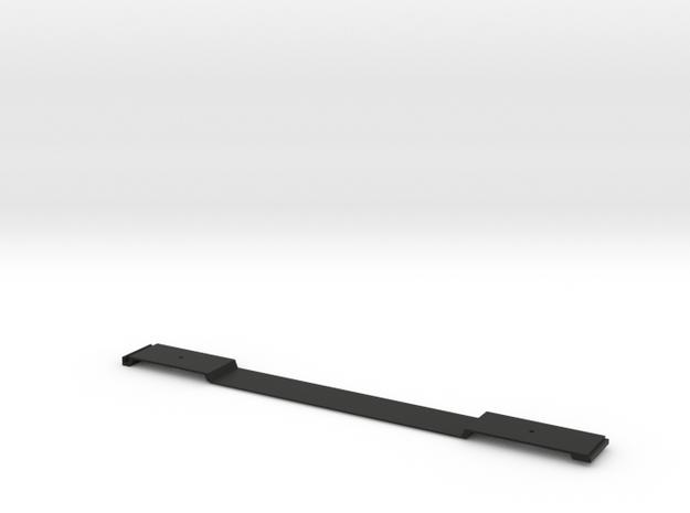 Steuerwagen DABbuzfa 760.0 Spur TT Unterteil in Black Natural Versatile Plastic