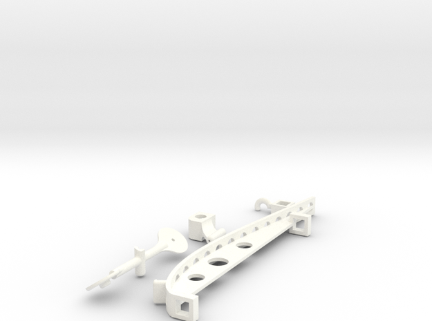 Wagomu plane 3D print parts only 3d printed