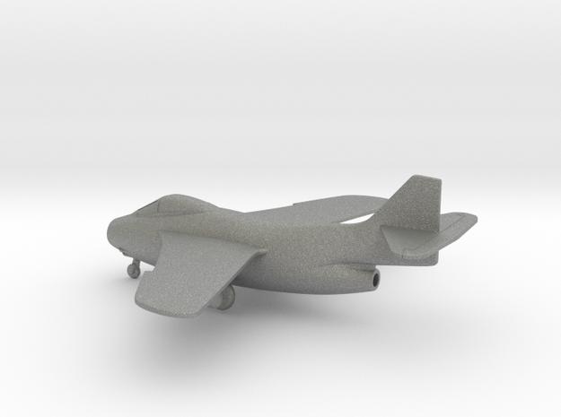 Saab J.29F Tunnan in Gray PA12: 1:160 - N