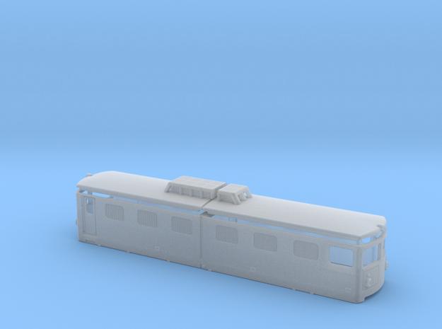 RhB Ge 6/6 II in Smooth Fine Detail Plastic: 1:150