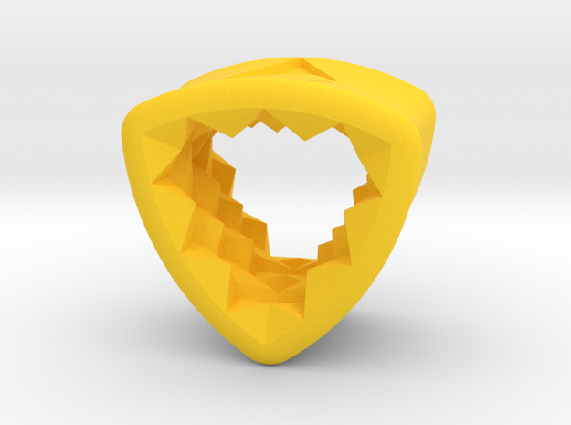 Stretch Diamond 16 By Jielt Gregoire 3d printed