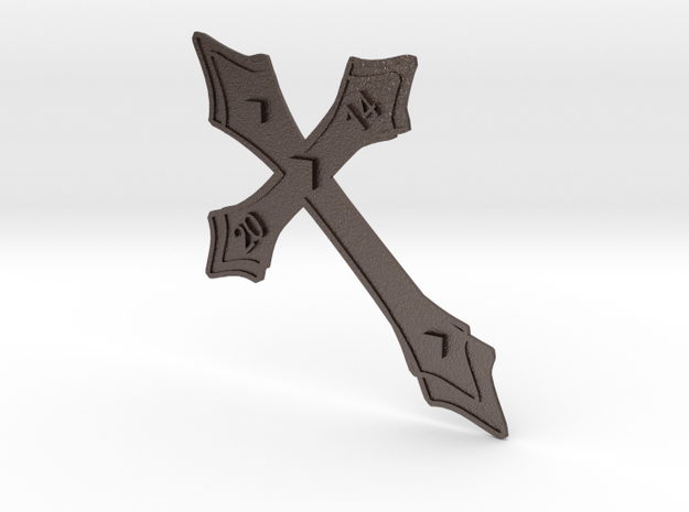 Holy Cross 2014 3d printed
