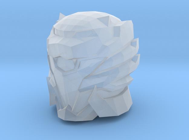 helmet in Smooth Fine Detail Plastic