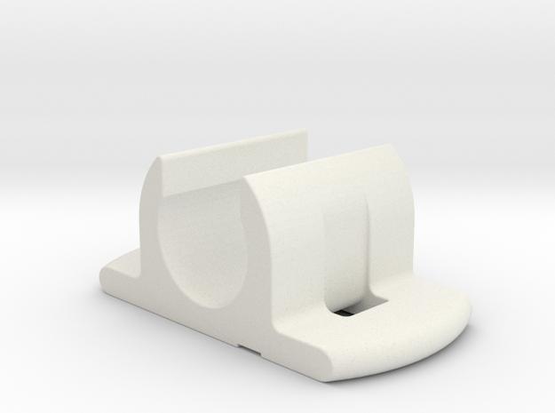 Ikea BEHJALPLIG 128754B-128755B in White Natural Versatile Plastic