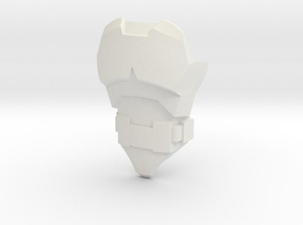 Large Figure Torso 21561 | CCBS in White Natural Versatile Plastic