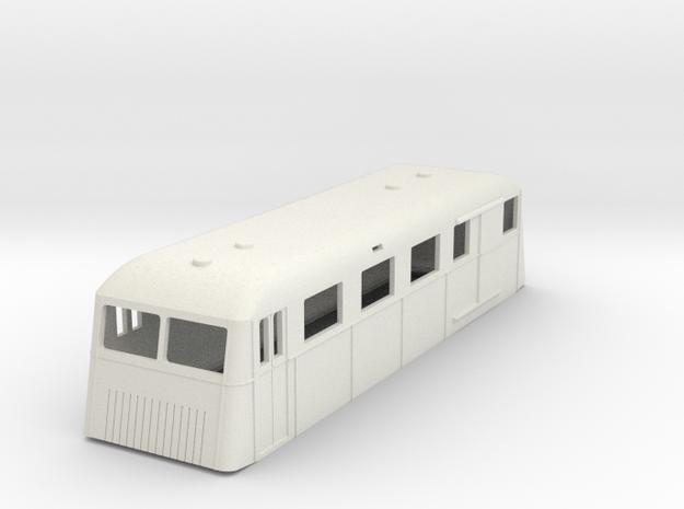 sj64-ucf02p-ng-trailer-passenger-luggage-coach in White Natural Versatile Plastic