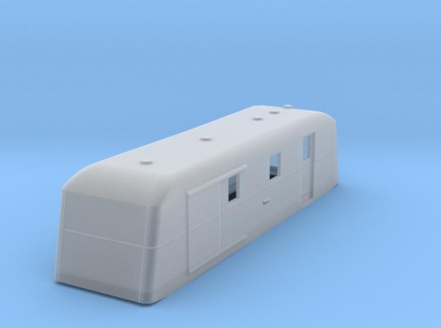 sj160fs-udf01p-ng-trailer-post-luggage-van in Smooth Fine Detail Plastic