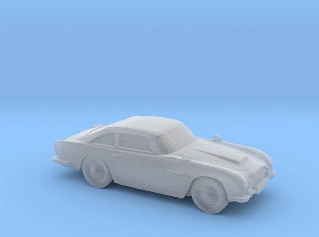 1/100 Aston Martin DB5 in Smooth Fine Detail Plastic