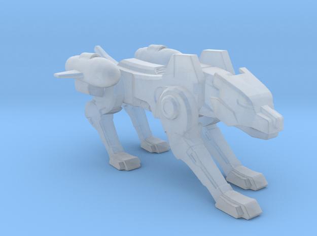 Panther robot miniature model scifi games dnd rpg