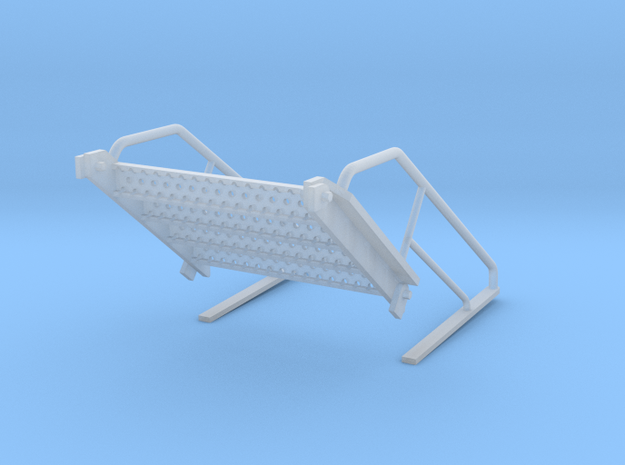 FCS 2610 - stair fore deck (1 pcs) in Smooth Fine Detail Plastic