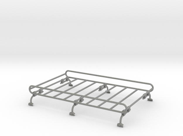Roof Rack in Gray PA12