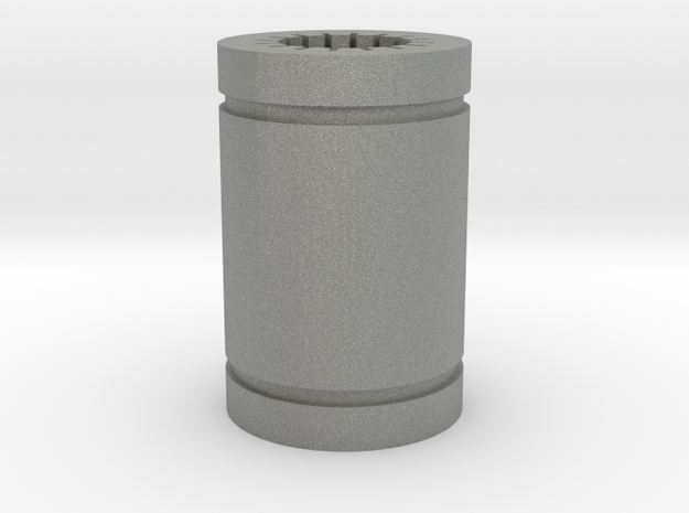 Linear bearing LM10UU in Gray PA12