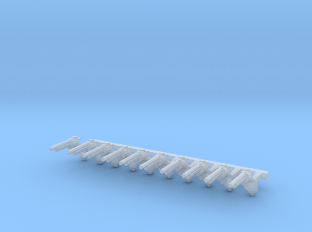 10 x LeMat in Smooth Fine Detail Plastic