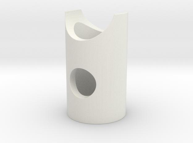 Ikea Manger Headboard Mount in White Natural Versatile Plastic