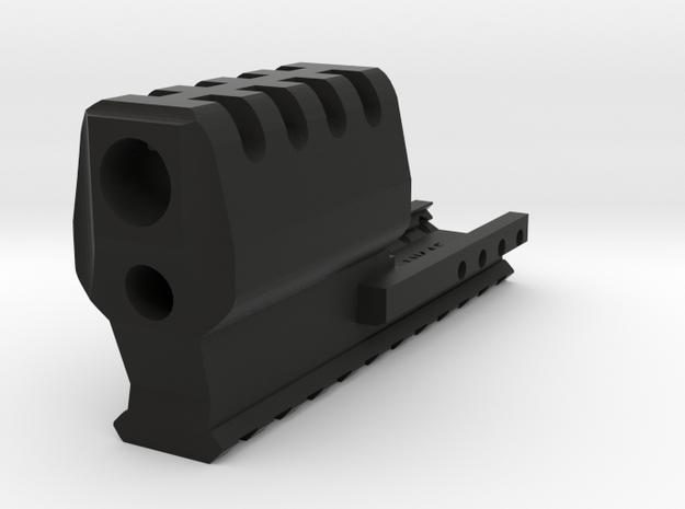 J.W. Frame Mounted Compensator (11-Slots) for HK45