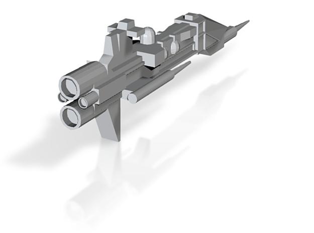 Luna Class Frigate 3d printed