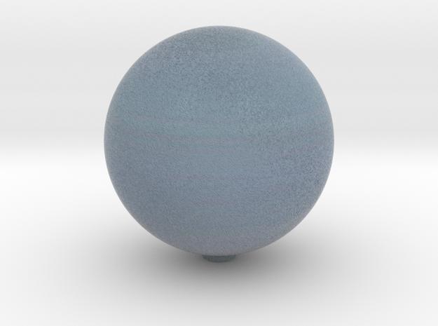Uranus 1:500 million in Natural Full Color Sandstone
