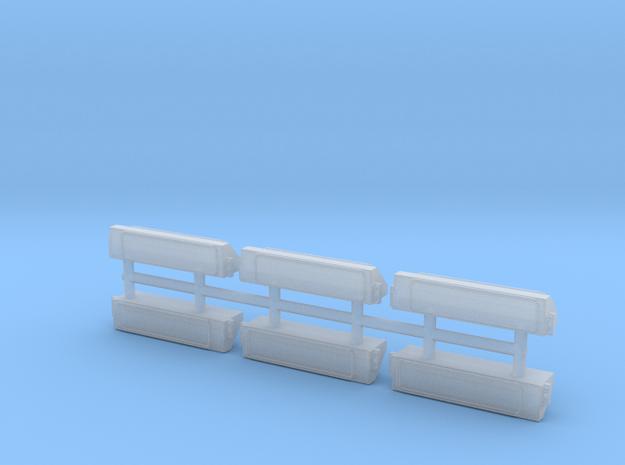 Broseband H0 Wiener E/E1 in Smooth Fine Detail Plastic