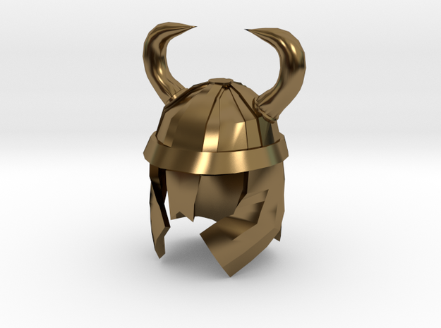Finger Hat: Viking Helmet
