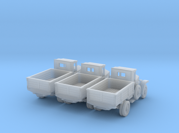 1/160 AMO F-15 truck x3 in Smoothest Fine Detail Plastic