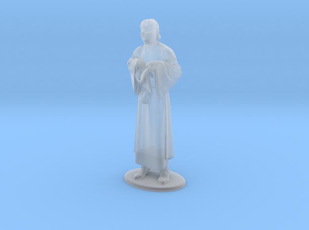 Presto the Magician Miniature in Smooth Fine Detail Plastic: 1:60.96