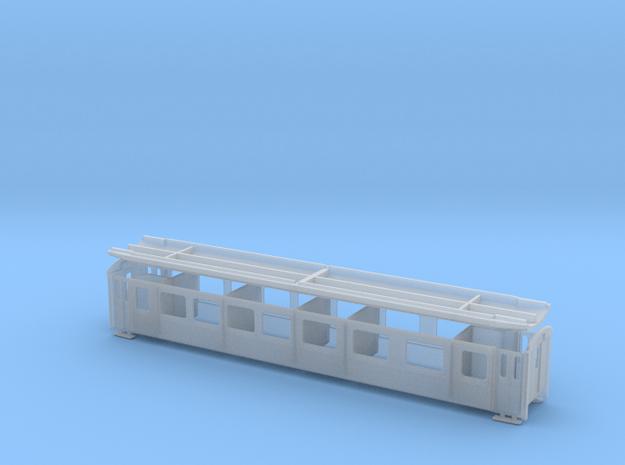 RhB AB 1519-1534 in Smooth Fine Detail Plastic: 1:120 - TT
