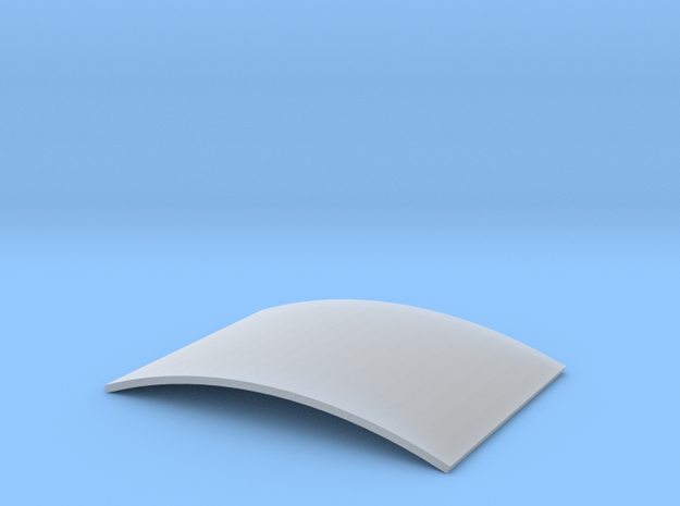 Lil Tommo cab roof in Smooth Fine Detail Plastic