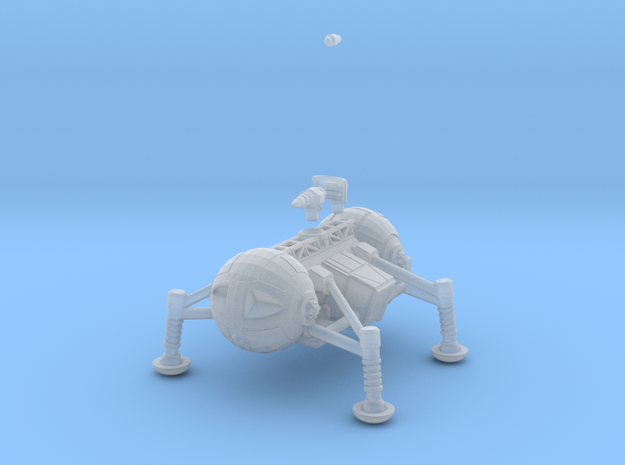 Moon Mobile Variable purpose 3d printed