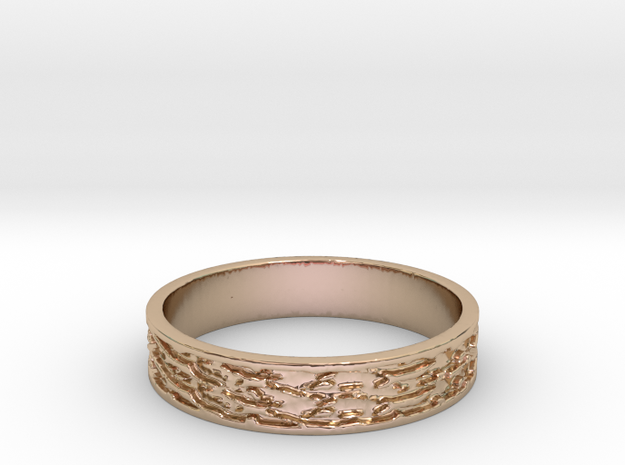 Tasu (Size 7) in 14k Rose Gold